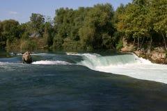 Vattenfall Turkiet Arkivfoton