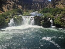Vattenfall x3 Arkivfoto