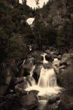 vattenfall yosemite Arkivfoton