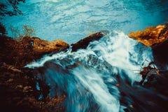 Vattenfalldetalj Royaltyfri Fotografi