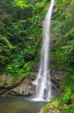 Vattenfallet kallade Tarumae Taki Arkivfoto