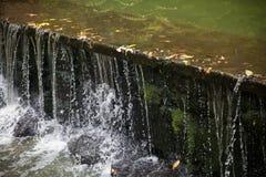 Vattenfallet landskap Royaltyfri Fotografi
