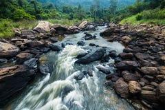Vattenfallflödena arkivbilder