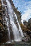 Vattenfallkaskad Royaltyfria Foton
