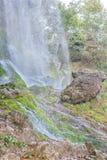 Vattenfalllandskap Royaltyfri Foto