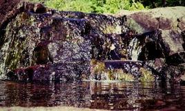 Vattenfallsalighet Royaltyfria Bilder