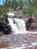 Vattenfallserie Arkivbilder