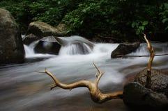 vattenflöden till mycket Arkivfoton