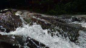 Vattenflödet Arkivfoton