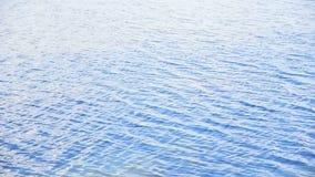 Vattenflyttning vid vind stock video