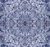 Vattenfärg och salt abstraktion Royaltyfria Bilder