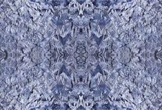 Vattenfärg och salt abstraktion Arkivfoton