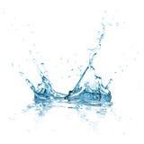 Vattenfärgstänk Royaltyfria Bilder