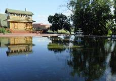 Vattengrop arkivbilder