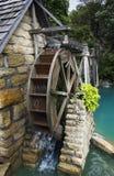 vattenhjul Royaltyfria Foton