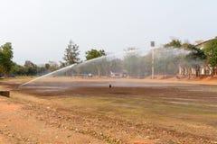 Vatteninjektionmaskin Arkivbild