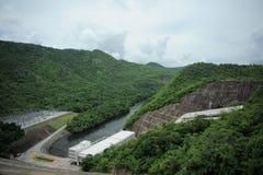 Vattenkraft Fotografering för Bildbyråer