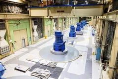 vattenkraftstation Royaltyfri Foto