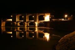 vattenkraftstation Royaltyfri Bild
