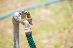 vattenkran Royaltyfri Fotografi