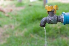 vattenkran Fotografering för Bildbyråer