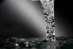 vattenkranvatten Royaltyfri Fotografi