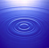 Vattenkrusningar Royaltyfri Bild