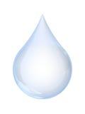 Vattenliten droppe vektor illustrationer