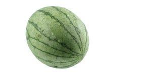 Vattenmelon är kall Arkivfoton