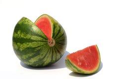 vattenmelon Fotografering för Bildbyråer