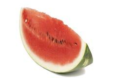 Vattenmelonskiva Arkivbild