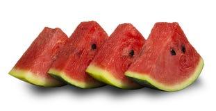 Vattenmelonskiva Royaltyfri Fotografi