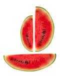 Vattenmelonskivan Arkivbild