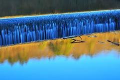Vattennaturplats Arkivbild