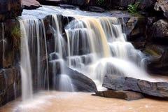 Vattennedgång Arkivbild