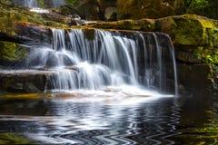Vattennedgång Arkivfoton