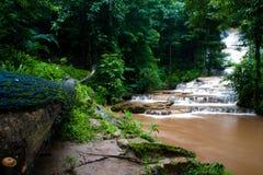 Vattennedgångar Arkivbilder