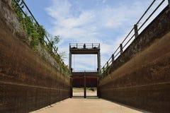 Vattenportar för bevattning. Fotografering för Bildbyråer