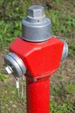 Vattenpost Royaltyfria Foton