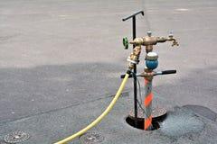Vattenpost Fotografering för Bildbyråer