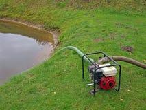Vattenpump Fotografering för Bildbyråer