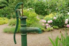 Vattenpump Arkivfoto
