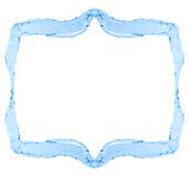 Vattenram Arkivbild