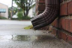 Vattenrunoff Royaltyfri Foto