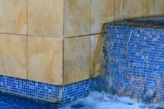 Vattensärdrag Fotografering för Bildbyråer
