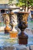 Vattensärdrag Royaltyfria Foton