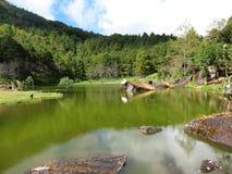 Vattensikt på doiinthanon Royaltyfria Foton
