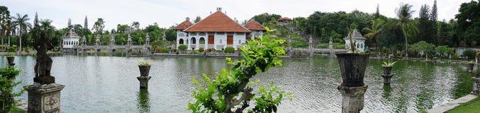 Vattenslott i Bali, Tirthaganga Fotografering för Bildbyråer