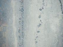Vattensprej och skum från springbrunnen sprutar ut Royaltyfri Fotografi