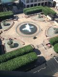 Vattenspringbrunn London arkivbild